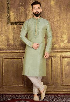 288e74454b Kurta Pajama: Buy Ethnic Indian Kurta Pajama for Men Online | Utsav ...