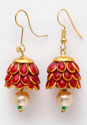 Pacchikari Earrings