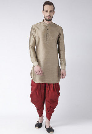 af1ba1421d Dhoti Kurta: Buy Traditional Indian Dhoti Kurta for Men Online ...