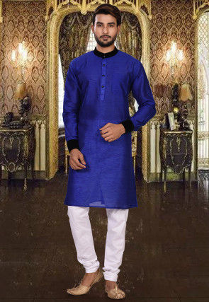 9ee15d7ea Page 17 | Buttons - Blue - Men's Ethnic Wear: Buy Indian Traditional ...