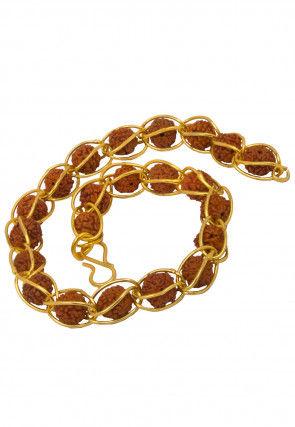 Rudraksh Beaded Men Bracelet