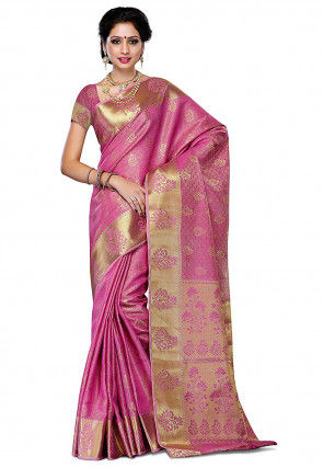 867488abfc Kanchipuram Sarees: Buy Designer Kanchipuram Silk Saree Online ...