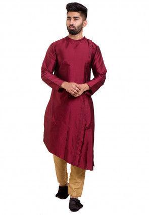 026a6c8bff Kurta Pajama: Buy Ethnic Indian Kurta Pajama for Men Online | Utsav ...