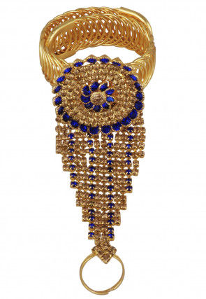 Stone Studded Adjustable Haath Phool