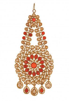 Stone Studded Jhapta