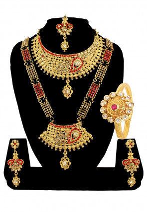750d81d60f Jewelry Online: Buy Traditional Indian Jewellery | Utsav Fashion