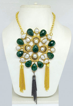 Stone Studded Necklace