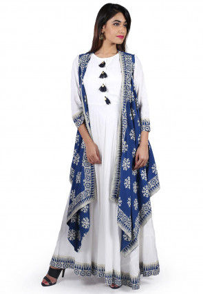 Cotton Dress Buy Indo Western Cotton Dresses For Women Online