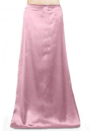 Satin Petticoat in Lilac