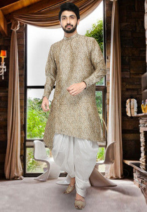 70515b1e7a Dhoti Kurta: Buy Traditional Indian Dhoti Kurta for Men Online ...