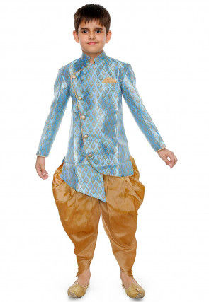 f45d2617a Dhoti Kurta for Kids, Dhoti Kurta Online for Kids Boys | Utsav Fashion