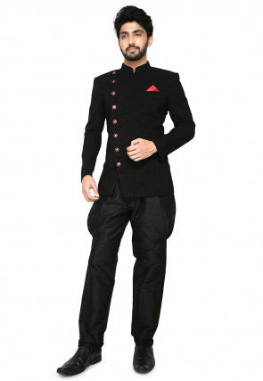 0f18253ee7 Jodhpuri Suit For Men: Latest Bandhgala Suits & Jodhpuri Dresses At Utsav  Fashion