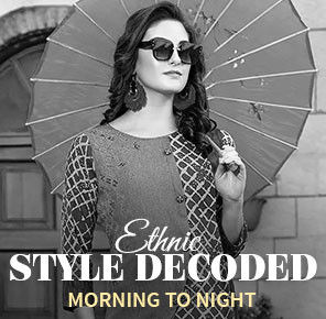 YOUR MORNING TO NIGHT ETHNIC LOOKBOOK DECODED