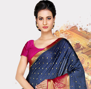 MUST-HAVE SOUTH SILK SARIS
