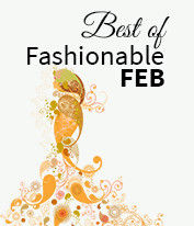 FAVORITE FEBRUARY FASHION