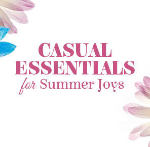 Must-Have Casuals For That Perfect Summer Look