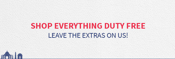Shop anything and get it delivered Duty Free to UK