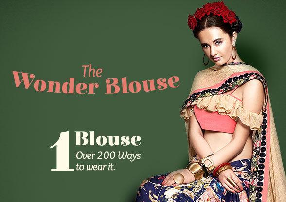 The Wonder Blouse