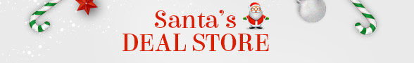 Santa Deal Store: Never-before prices and offers on curated hand-picked collections. Grab!