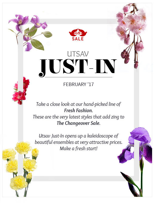 Shop Fresh Fashion at The changeover Sale.
