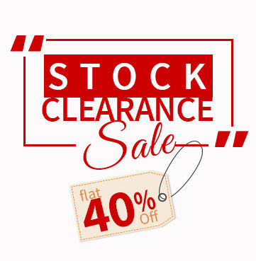 Flat 40% Off on Embroidered Net Sarees, Gowns, Anarkalis, Clutches, Menswear & more. Shop!