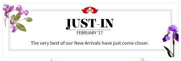 Get a wide range of newly arrived attires on Utsav Fashion. Shop Now!