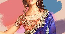 Grab ethnic styles in IPL colors of red, blue, black, purple and more. Shop!