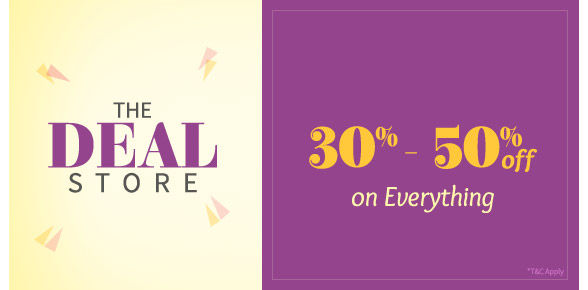 Curated collection of our bestselling attires now with attractive deals. Shop!