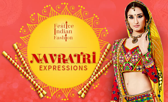 Navratri Collection: Regional Specialities from North, South, East and West India. Shop!