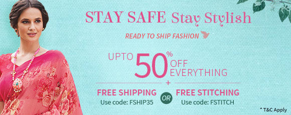 Stay Safe. Stay Stylish. | Shop Ready to Ship Fashion!
