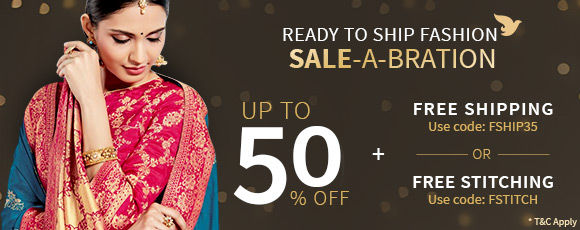 Sale-a-Bration Up to 50% off & Beyond. Shop Ready to Ship Fashion.