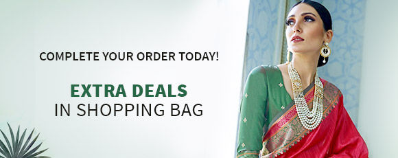 Fashion Take-off: Up to 25% Off on bags INR2500+ and Free Shipping. Shop!