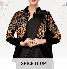 Explore the modern avatars and unique styles to drape your saree.