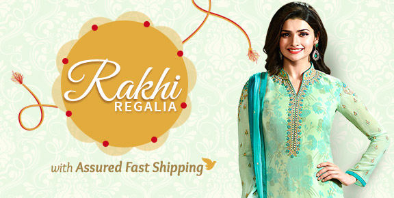 Raksha Bandhan Delights with Ready to Ship Collection. Shop!