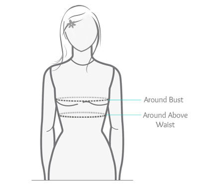 How To Measure Blouses