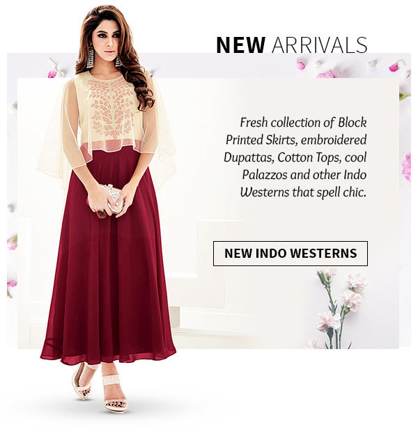 Shop New arrivals in Indowesterns