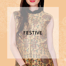Shop Festive wear Indowesterns