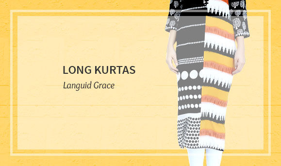 Shop Long Kurtas