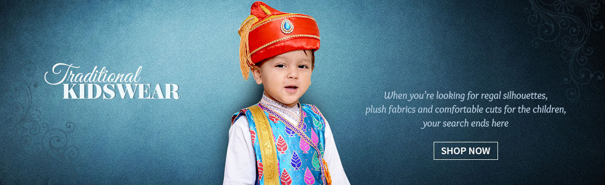 Shop Traditional Kidswear