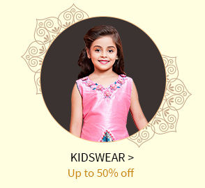 Diwali Sale: Upto 50% off with Free Shipping and Free Stitching Sitewide. Shop!