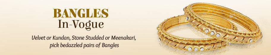 Kundan, Meenakari Bangle Pairs to match your attire. Shop!