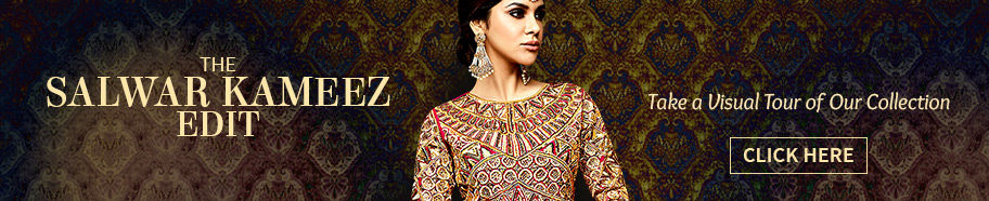 Salwar Kameez: Salwar Suits Collection in different fabrics and styles. Shop!