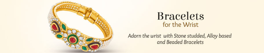 Bracelets in traditional and modern designs. Shop!