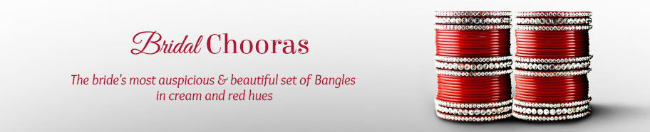 A lovely repertoire of Chooras. Shop!