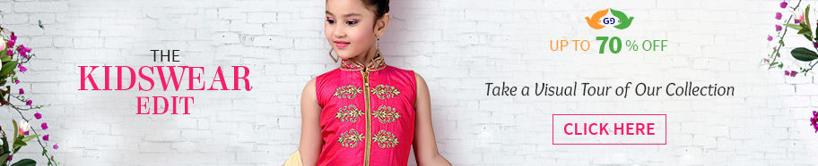 Explore our kid's wear collection.