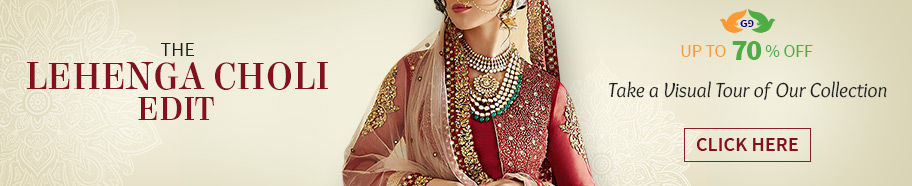 Lehenga: Collection of Lehenga Cholis. Shop!