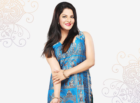 Choose from the largest collection of Indowesterns in Plus Size.