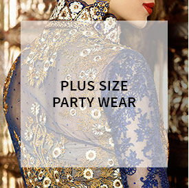 Shop Party Wear Plus Size Attires