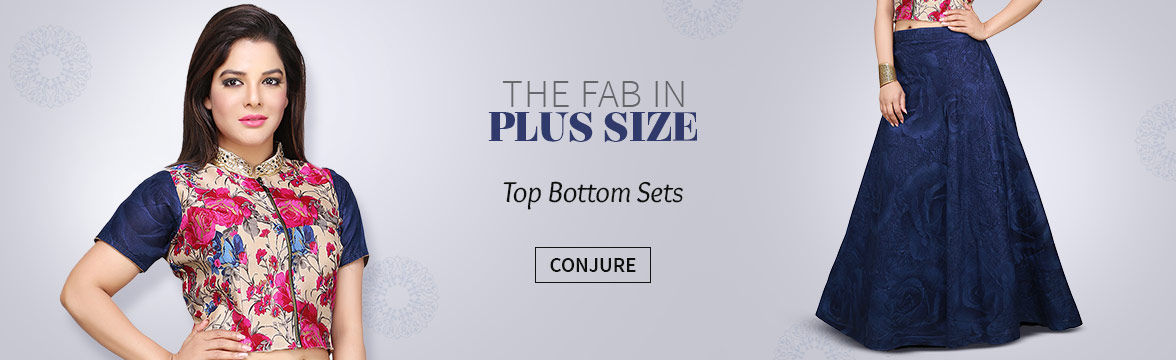 Shop Plus Size Top & Bottom Sets