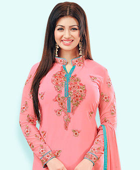 Shop Plus Size Salwar Suits